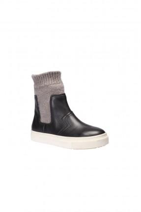 حذاء رياضة نسائي - اسود