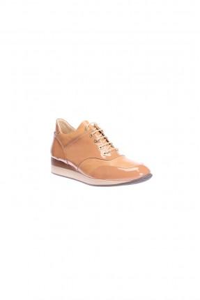 حذاء رياضة نسائي - بيج