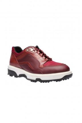حذاء رياضة رجالي - بوردو