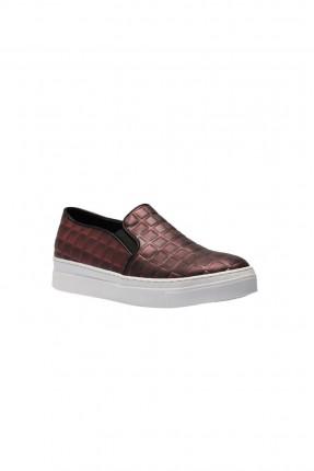 حذاء رياضة نسائي - بوردو