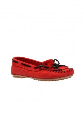 حذاء نسائي - احمر