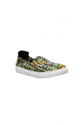 حذاء رياضة نسائي - اخضر