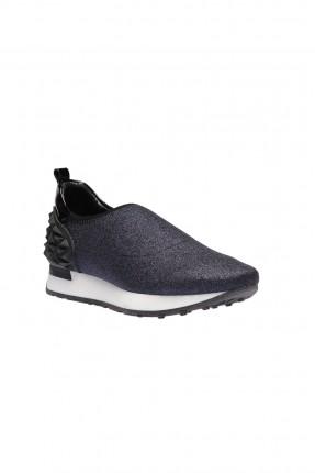 حذاء رياضة نسائي - كحلي