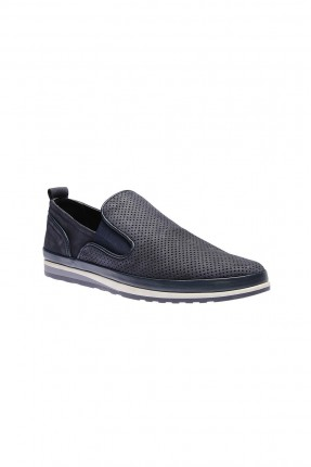 حذاء رجالي - ازرق