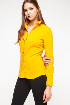 قميص نسائي سبور - اصفر