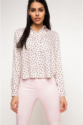 قميص نسائي قصير