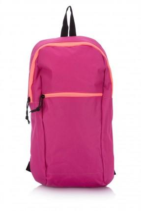 حقيبة ظهر سبور - فوشي