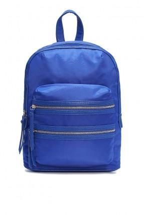 حقيبة ظهر نسائية - ازرق