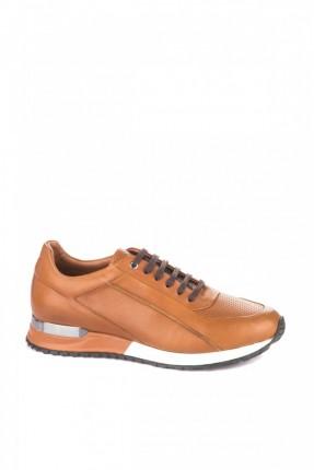 حذاء رجالي - عسلي