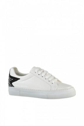 حذاء رياضة نسائي- ابيض