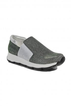 حذاء سبور نسائي - بنفسجي