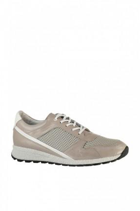 حذاء رياضة رجالي - رمادي