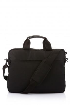 حقيبة اوراق رجالية - اسود