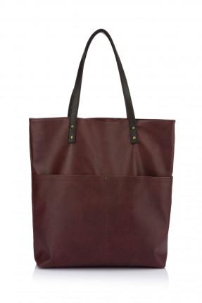 حقيبة نسائية - بني