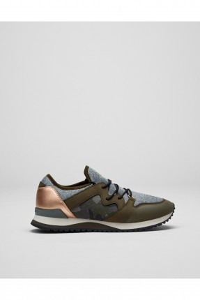 حذاء نسائي رياضي ملون