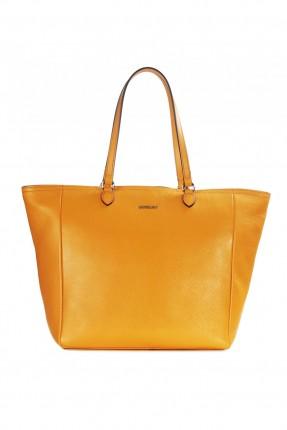 حقيبة نسائي كبيرة - اصفر