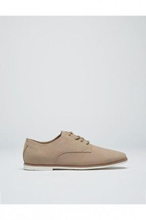 حذاء رجالي - بيج