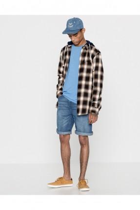 شورت جينز رجالي سبور - ازرق
