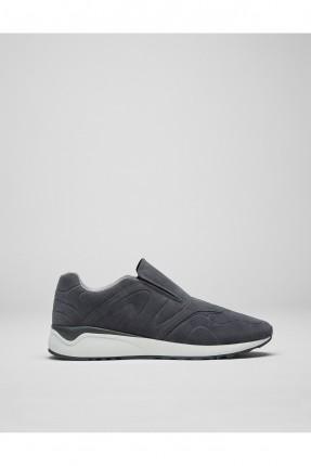 حذاء رجالي رياضي - رمادي
