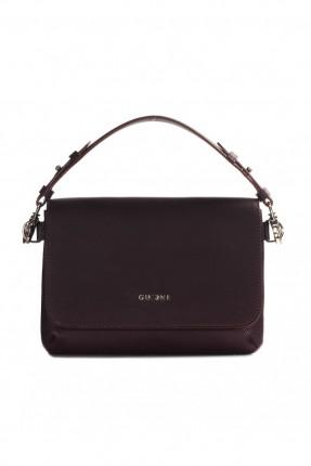 حقيبة يد نسائية جلد - موف