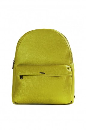 حقيبة ظهر نسائية بسحاب - اخضر