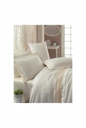 طقم غطاء سرير مزدوج كلاسيك / قطعتين /