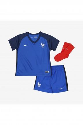 طقم رياضة ولادي صيفي - ازرق