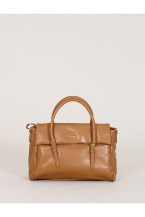 حقيبة يد نسائية - بني