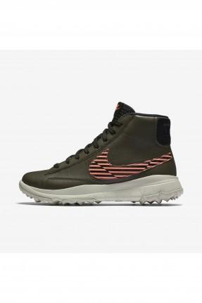 بوط رياضي نسائي Nike - زيتي