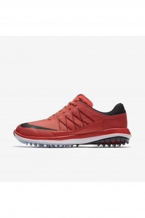 بوط رجالي Nike غولف - احمر