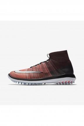 بوط رجالي Nike غولف - خمري