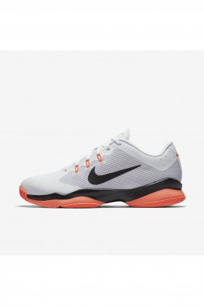 بوط رياضي نسائي Nike تنس - رمادي