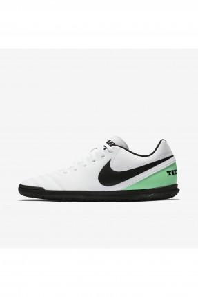 بوط رجالي Nike فوتبول - ابيض