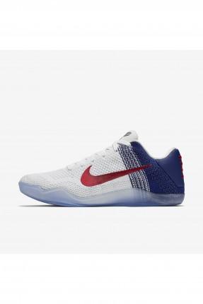 بوط رجالي Nike كرة السلة - رمادي فاتح