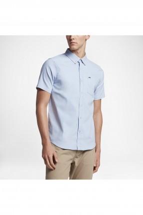قميص رجالي نايكي - ازرق