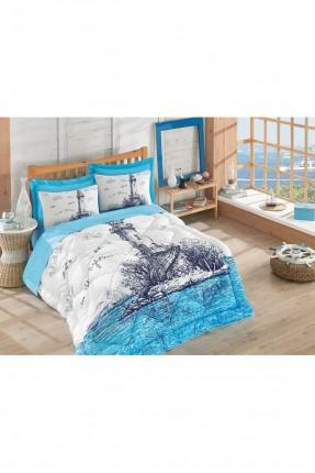 طقم لحاف سرير مزدوج