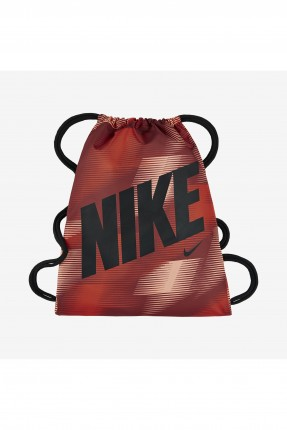 حقيبة اطفال NIKE منقوشة - احمر