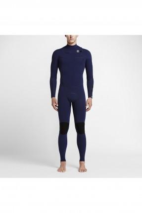 طقم سباحة رجالي nike - ازرق