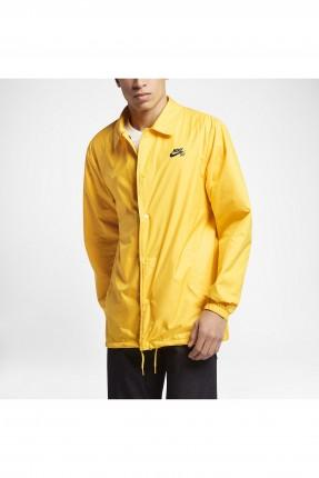 قميص رجالي سبور نايك - اصفر