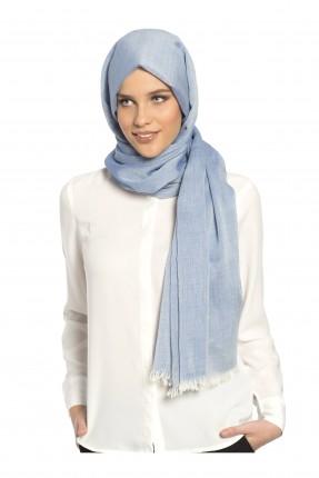 حجاب تركي - ازرق
