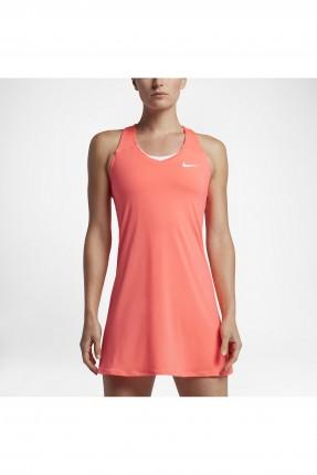 فستان تنس - وردي