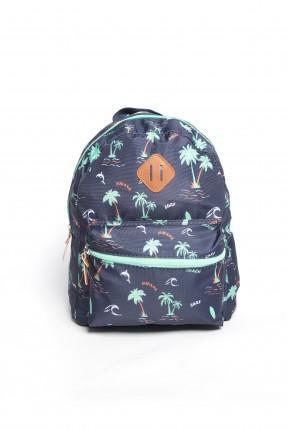 حقيبة اطفال ولادي - ازرق داكن