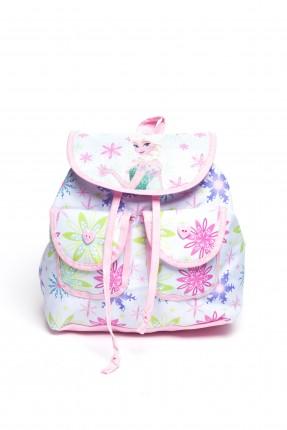 حقيبة ظهر مدرسية بناتي - زهري