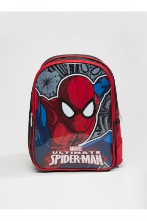 حقيبة اطفال ولادي مدرسية - سبايدر مان