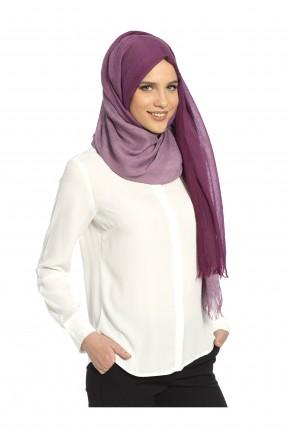 حجاب تركي - موف