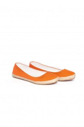 خفافة نسائي - برتقالي