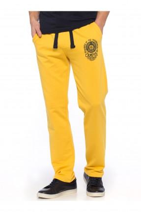 بنطال رجالي رياضة - اصفر