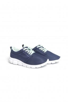 حذاء نسائي رياضي - ازرق