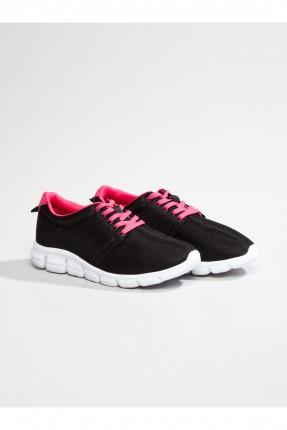 حذاء رياضي نسائي - اسود