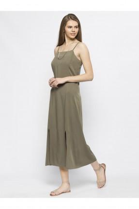 فستان نسائي شيال - زيتي